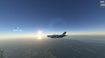 История одного знакомства с компьютерной авиацией. Обзор Microsoft Flight Simulator