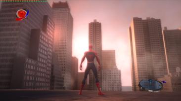"Spider-Man 3: The Game ""Графический мод Reshade presets"""