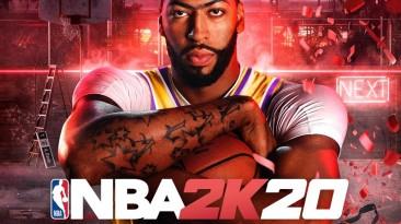 Предложение недели в PS Store - Скидка на NBA 2K20 для PS4