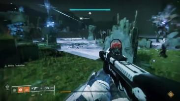 """Прохождение рейда """"Сад спасения"""" в Destiny 2"""