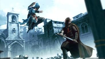 Альтаир из первого Assassin's Creed убивает почти 1000 человек