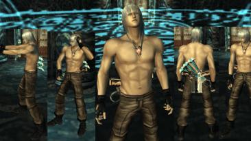 "Devil May Cry HD Collection ""HQ Данте костюм по умолчанию + без пальто"""
