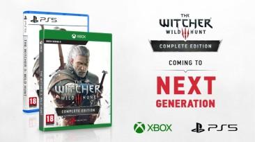 Новые подробности обновлённой версии The Witcher 3