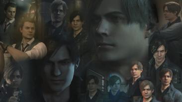 """Resident Evil 2 """"Лицо Леона из Resident Evil 4"""""""
