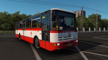 "Euro Truck Simulator 2 ""Автобус Karosa 95x пак v1.0.14.42 (1.42.x)"""
