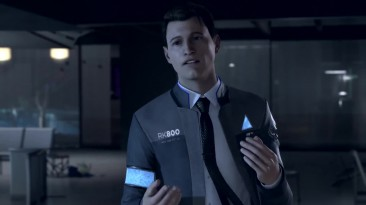 Detroit: Become Human (2018) - русский трейлер 4 - VHSник