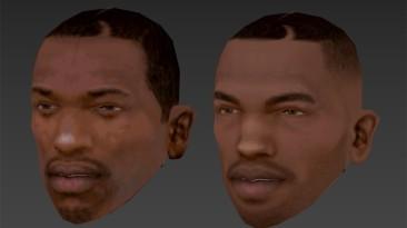"Grand Theft Auto: San Andreas ""Улучшенное лица CJ"""