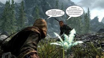 """Elder Scrolls 5: Skyrim """"Весёлый Корень Нирна"""""""