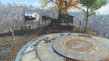 """Fallout 4 """"V111 Settler / У111 Поселенец 0.7"""""""