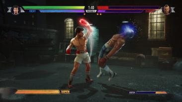 Сражайтесь за Рокки, Ивана Драго, Джеймса Лэнга и других в Big Rumble Boxing: Creed Champions