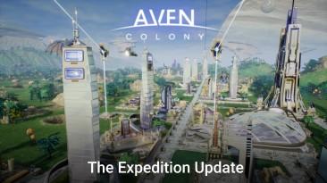 Симулятор колонизации планеты Aven Colony получил крупное обновление на ПК