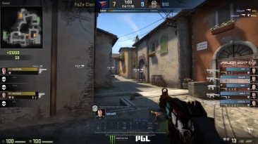 Counter-Strike: Global Offensive - Невидимые игрок [Баг]