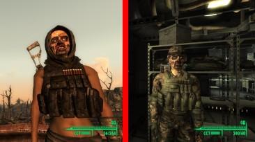 "Fallout 3 ""DragonskinTacticalOutfit +BonusPack +DragonskinTacticalVest"""