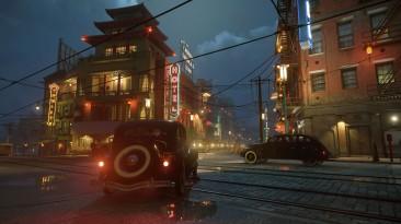 Новые скриншоты и локализованный геймплей Mafia: Definitive Edition