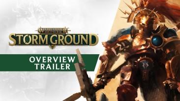 Особенности геймплея Warhammer: Age of Sigmar Storm Ground
