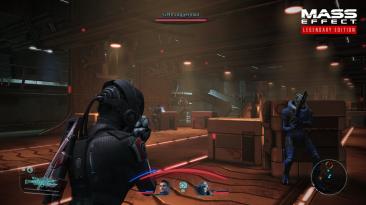 Геймплей, скриншоты и подробности Mass Effect: Legendary Edition