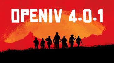 "Red Dead Redemption 2 ""OpenIV 4.0.1 (Build 1452)"""