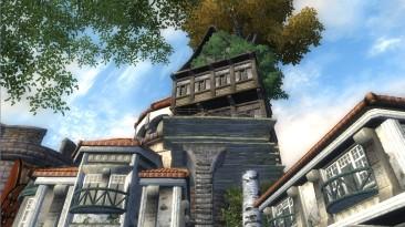 """TES 4: Oblivion """"Деревянные дом в Anvil 1.0"""""""