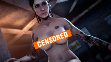 Вышел Nude-мод для Terminator: Resistance