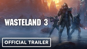 Новый трейлер Wasteland 3 представляет фракции игры