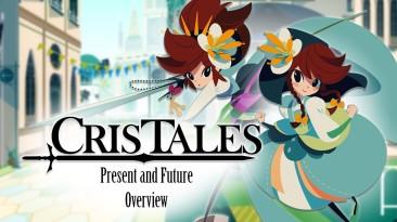 Вышел трейлер расширенного игрового процесса для Cris Tales