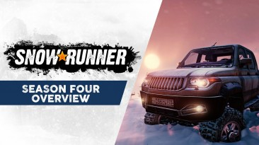 4-й сезон New Frontiers добавит в SnowRunner Амурскую область
