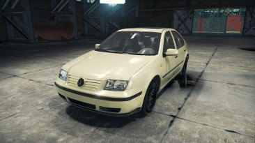"Car Mechanic Simulator 2018 ""VW Bora"""