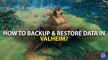 """Valheim """"Резервное копирование миров и Персонажей 1.0"""""""