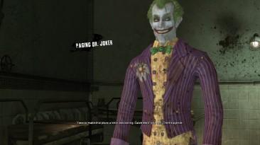 Batman: Arkham Asylum - Вызываем Доктора Джокера - Аркхэм Асайлум испытание