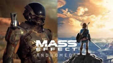 Марк Дарра пояснил в своем твиттере, что именно он имел в виду, когда обвинил Зельду в провале Mass Effect Andromeda