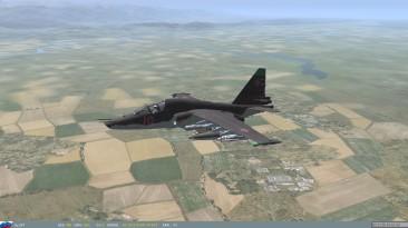 """DCS World """"Су-25Т: ВВС России"""""""