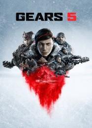 Обложка игры Gears 5