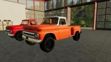 "Farming Simulator 19 ""Мод Chevrolet C10 1966 v1.0.0.0"""