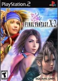 Обложка игры Final Fantasy 10-2