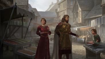 "Crusader Kings 3 ""Улучшенный редактор персонажа"""
