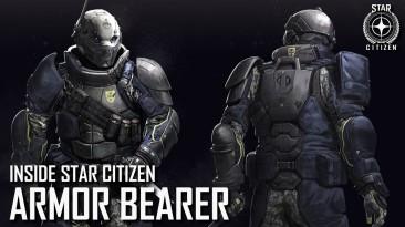 Новое видео Star Citizen о броне и новой зоне; Краудфандинг достиг 356 млн. долларов
