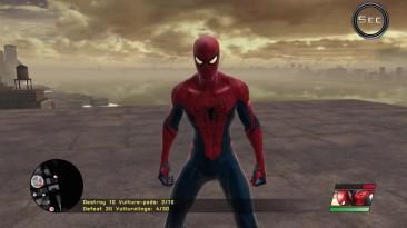 "Эволюция костюма "" the amazing spider-man "" в играх про человека паука"