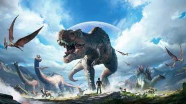 ARK Park, VR-спин-офф сурвайвала Ark: Survival Evolved, выйдет 22 Марта