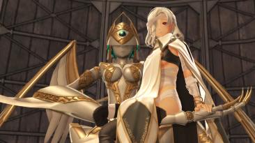 Новые скриншоты персонажей The Legend of Heroes: Kuro no Kiseki