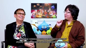 Nintendo взяла интервью у авторов Dragon Quest XI, Юдзи Хории и Хокуто Окамото