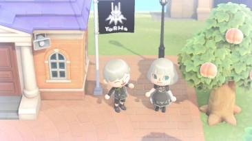 Милый косплей: Игроки воссоздают образы любимых персонажей в Animal Crossing: New Horizons