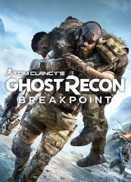 Обложка игры Tom Clancy's Ghost Recon: Breakpoint