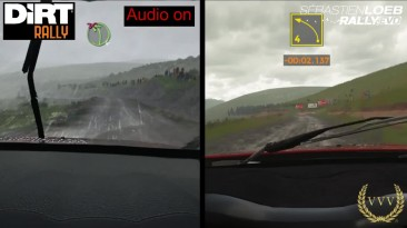 DiRT Rally vs Sebastien Loeb Rally EVO