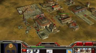 "Command & Conquer Generals: Zero Hour ""Карта - Skhull Bhone"""