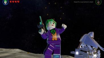 "LEGO Batman 3: Beyond Gotham ""Joker - The Video Game Skin"""