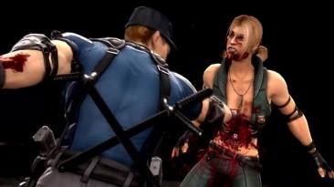 Mortal Kombat 9 Все фаталити в кчестве 4к
