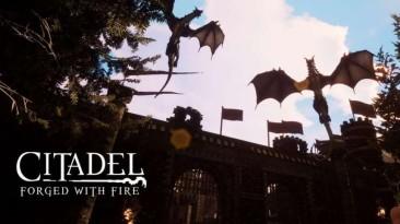 Особенности Citadel: Forged with Fire #4: Полет