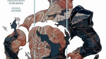 Dragon Age: Синий Призрак - новый комикс по вселенной