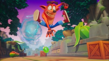 Анонсирована Crash Bandicoot: On the Run!