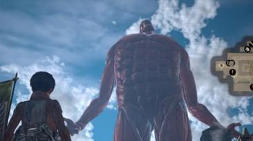 Скриншоты обновления для Attack on Titan